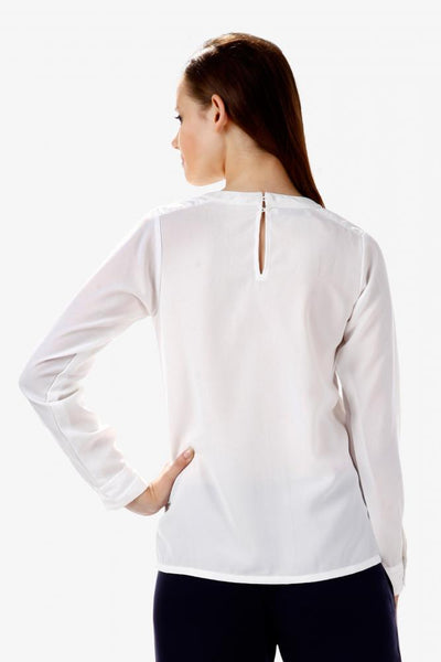 Perfection Full Sleeved Blouse
