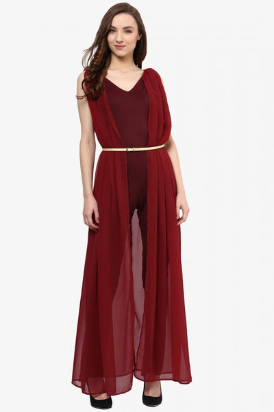 Romantic Twist Jumpsuit