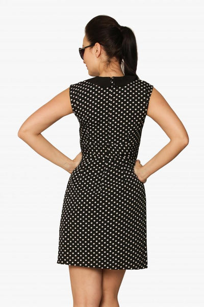 A Dotted Affair Petal Dress
