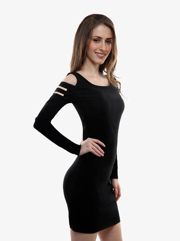 Caged Beauty Bodycon Dress