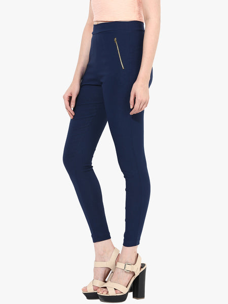 Zone Out High Waist Jeggings