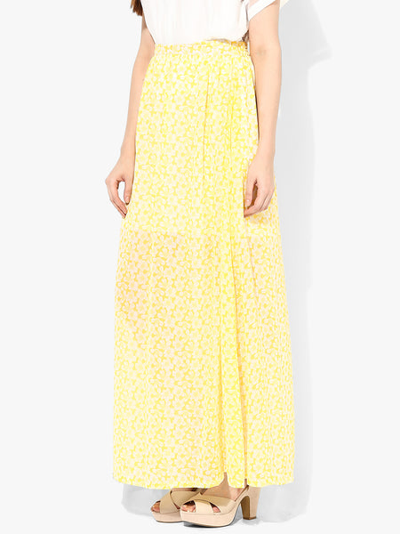 Daisies And Me Maxi Skirt