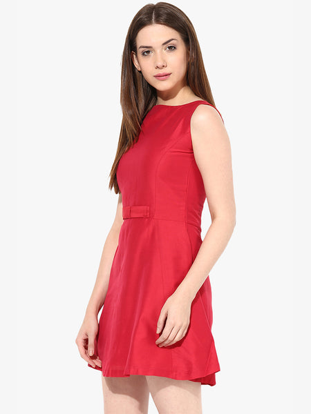 All Eyes On Me Skater Dress