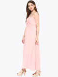 Kiss And Make Up Maxi Dress