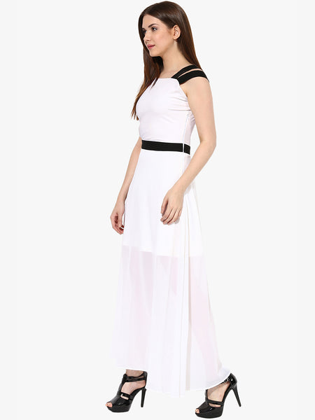 Peace Is Out Maxi Dress