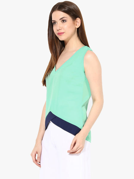 Two For One Sleeveless Top