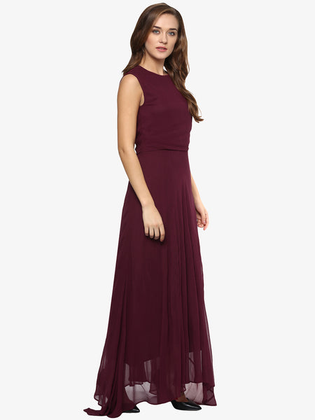 Lost For Words Maxi Dress