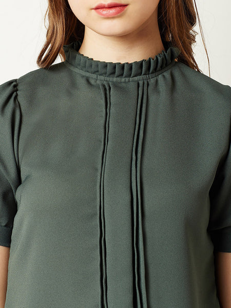 Remember Love Pleated Top