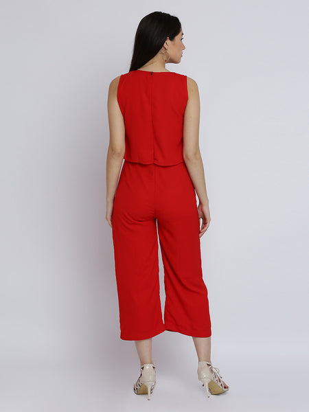 Visions Of Love Layered Jumpsuit