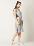 Bread Winner Striped Dress