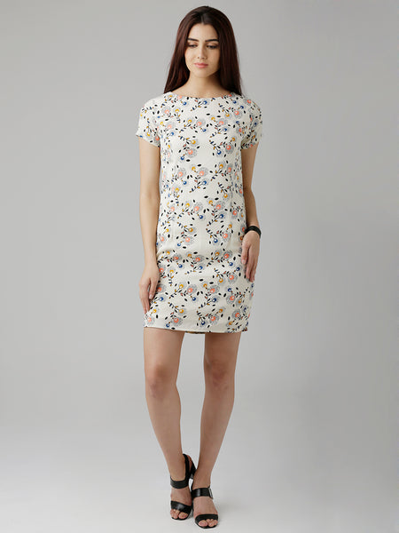Tricks Of Trade Forest Shift Dress