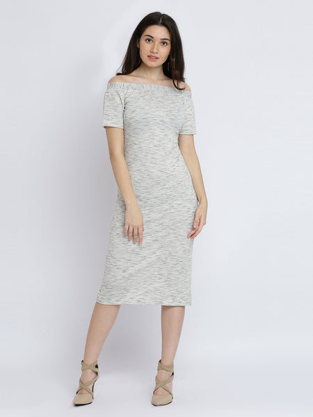Simple Pleasures Bodycon Dress