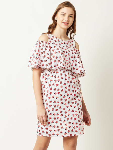Feel Good Look Good Ruffle Dress