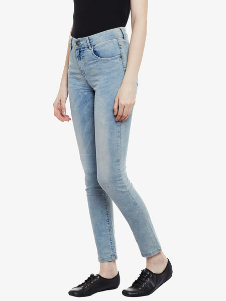 Tennybopper Slim Highrise Jeans