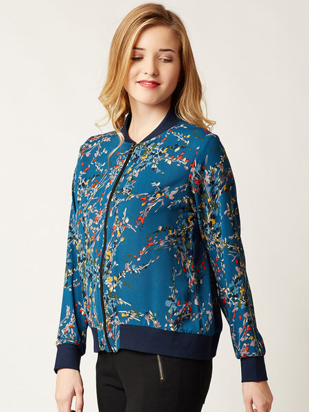 Seeing Morning Stars Bomber Jacket