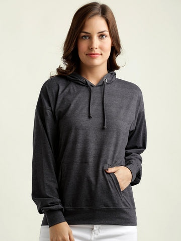 Once Is Enough Hooded Sweatshirt