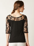 After Sundown Lace Top