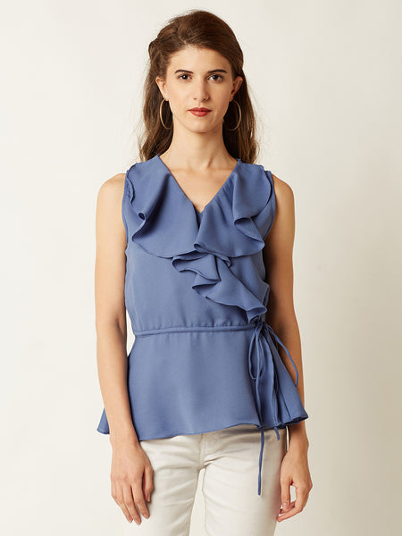Miss Chase Fashion So much to give peplum top clothing