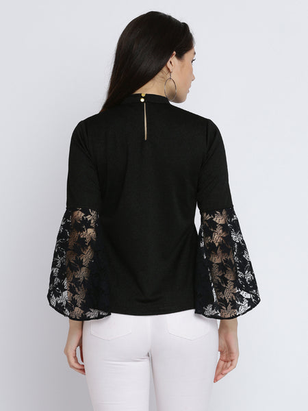 Opening Day Lace Top