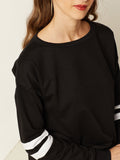 Line Of Sight Oversized Top