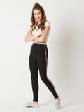 Closeness Matters High Waist Twill Jeggings