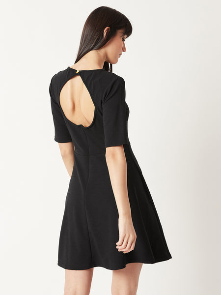 Fearlessly Be Yourself Skater Dress