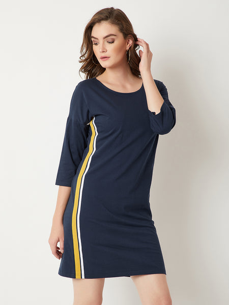 Imperfect Beauty Twill Dress