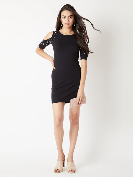 Back In Action Pearl T-shirt Dress