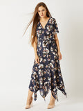 Dance Without Music Belted Dress