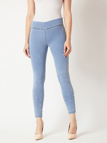 Paradise Lost Pearl Jeggings