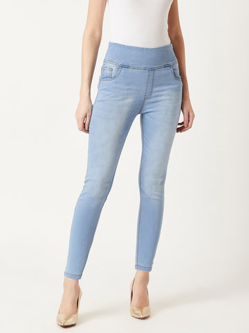 The Equalizer Denim Jeggings