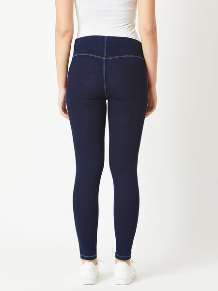 Shape It Up Twill Jeggings