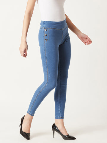 Refine Your Image Skinny Jeggings