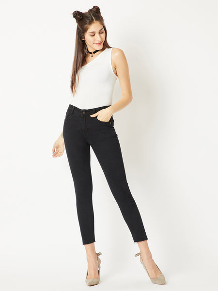 Addicted Crop Jeans