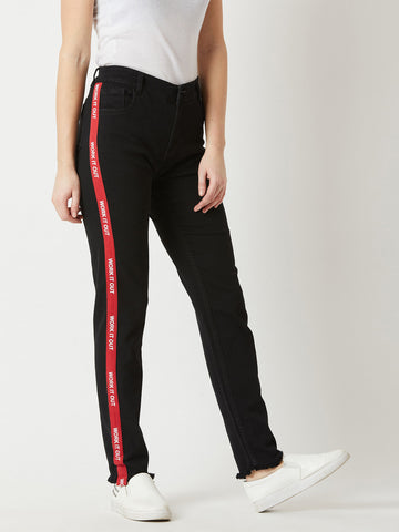 Fitness Rules Twill Jeans