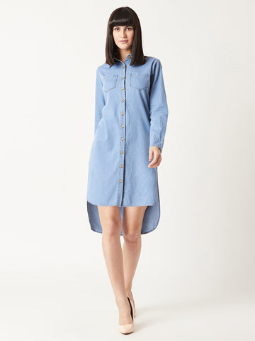 Day dream denim dress