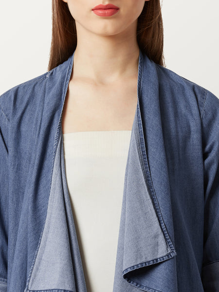 Say Hello To Denim Shrug