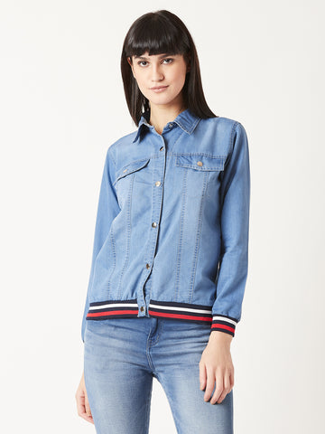 Great Expectation Denim Jacket