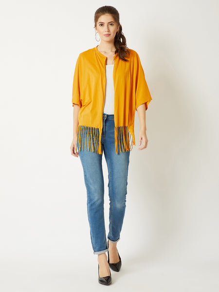 One Rule Fringe Shrug