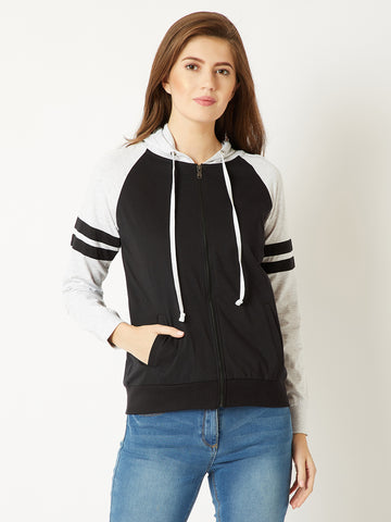 Look Deeper Color Block Jacket