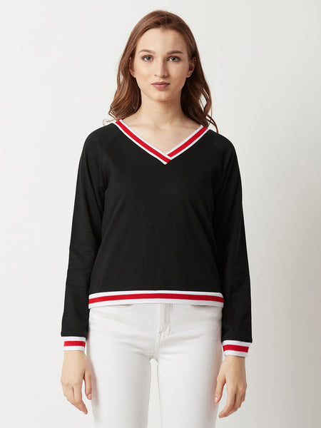 Dark Star Ribbed Sweatshirt