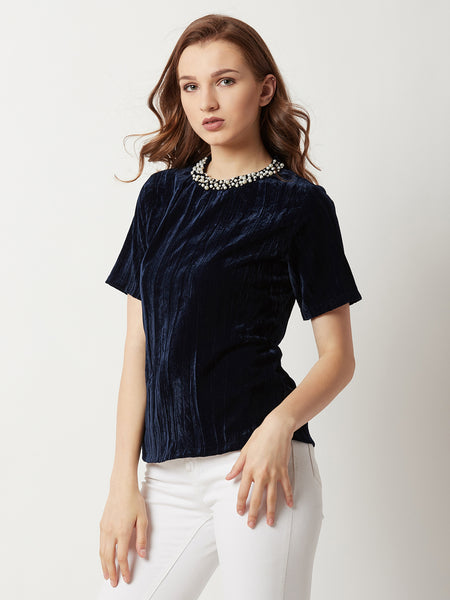 Starry Sky Pearl Top