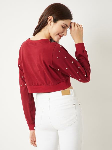 The Free Thought Pearl Top