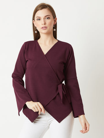 Grab It Now Knotted Top