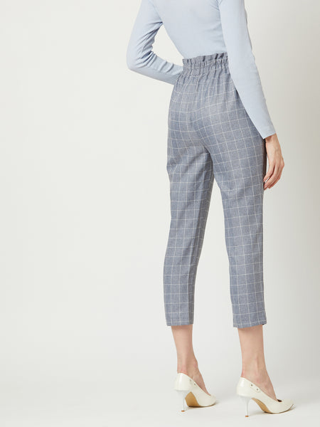 Build Me Up Frill Trouser