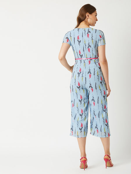 Bitter But Sweet Pleated Jumpsuit