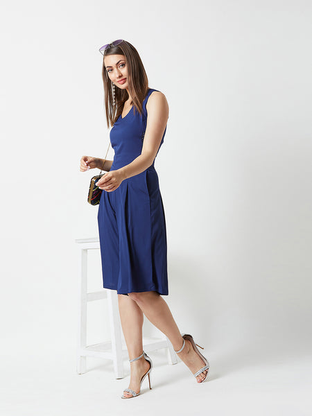 Centre Of Attraction Culotte Jumpsuit