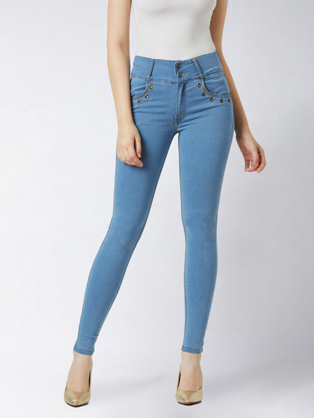 The first love denim pants