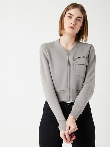 Soulful Vibes Zip Jacket