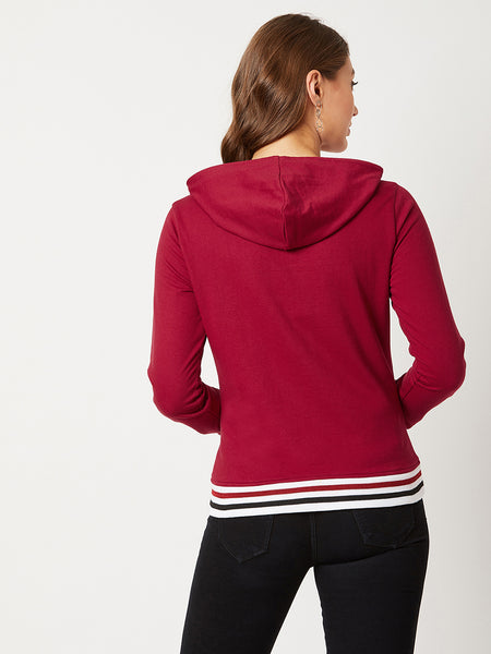Joyful Companion Hooded Sweatshirt